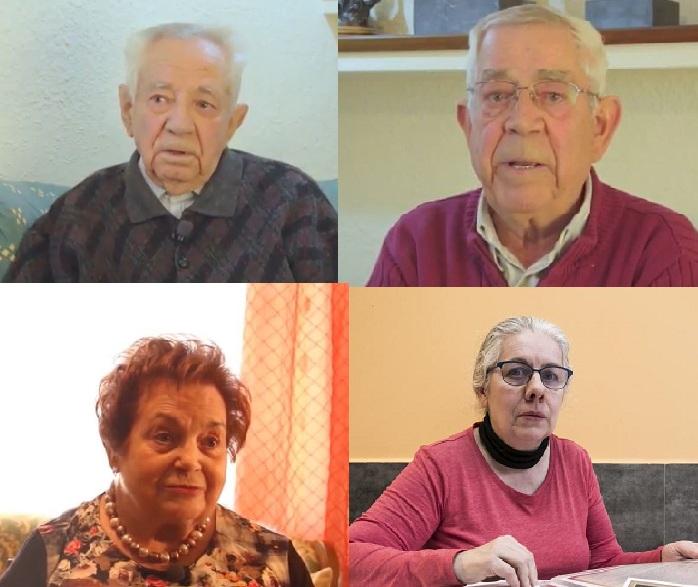 Los descendientes de asesinados piden justicia y reparación
