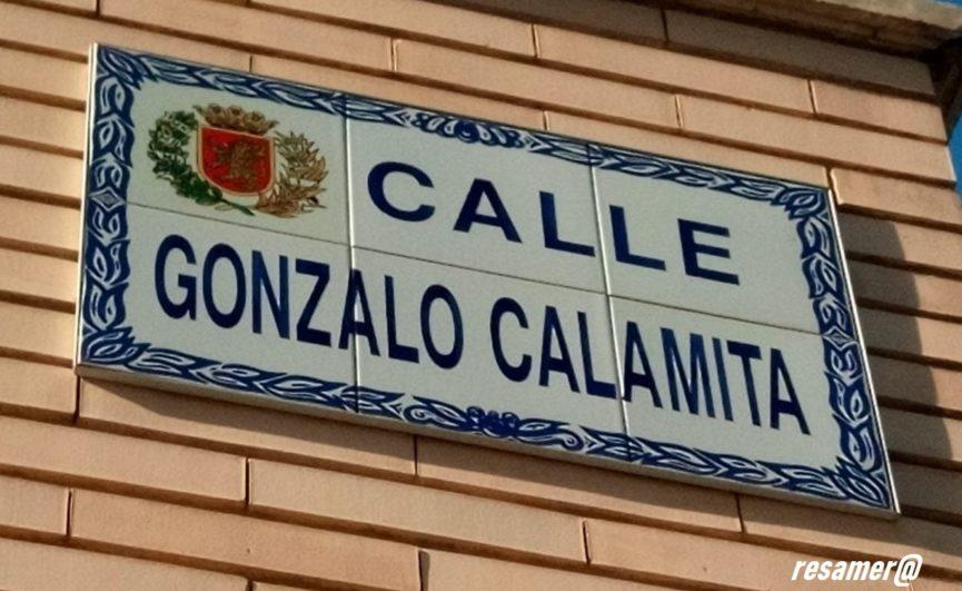 Gonzalo Calamita Álvarez | Asociación por la Recuperación de la Memoria Histórica de Aragón